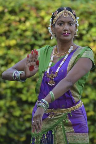 Sadhna Indiase Klassieke dans
